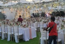 Wedding Of Jerry And Natashya #jergoingnatsforever by MC Arief Senoaji
