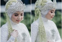 Arini Patrya AKAD NIKAH by Chandira Wedding Organizer