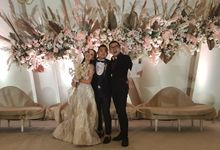 Wedding of Erick & Cassandra by MC Samuel Halim