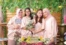 Photobooth Milineal by Peka Membidik