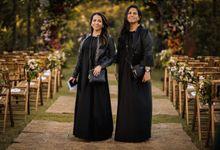Wedding Ceci & Sebas by MARIA INES NOVEGIL EVENT PLANNERS