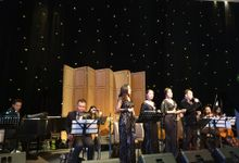 Wedding Vincent & Gisella by Hanny N Co Orchestra