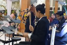 Wedding Band + Sexophone by Angjo Production
