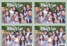 Leo & Tiffany Wedding by Foto moto photobooth