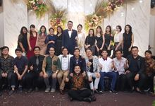 Wedding of Victor & Jenny by MC Samuel Halim