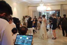 Wedding Reception Deepak & Soraya by DJ Perpi