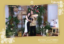 Chris & Olivia Wedding by Foto moto photobooth