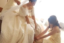 The Wedding of Budi &Lian by Yumi Katsura Signature