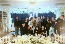 MIKAEL + ANGEL (Bumbu Desa Restaurant) by Pure Organizer
