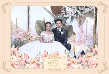 Chindy & Andrian Wedding by Foto moto photobooth