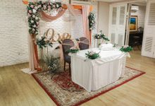 Akad Decoration of Nia and Ryan by Arkarna Design