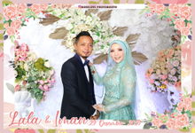 Lala & Iman by Roseline Photobooth