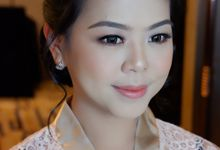 Makeup And Hairdo For Bridesmaids by Nike Makeup & Hairdo