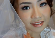 Wedding Makeup & Hairdo For Elfina by Nike Makeup & Hairdo