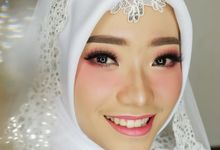 Anggun Wedding by Titia Violita Gallery & Makeup