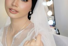 Bride Gisella by Zeva Leviel Makeup