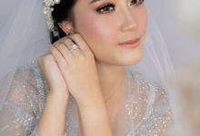 Bride KARINA by Zeva Leviel Makeup