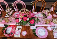Faras Bridal Shower by Janur Kuning PP