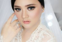 Bride Citra by Zeva Leviel Makeup