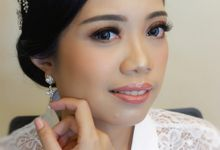 Wedding day makeup & hairdo Sabar & Tiara by Nike Makeup & Hairdo