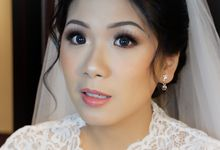 My Beautiful bride, Citra by Nike Makeup & Hairdo