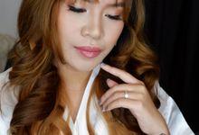 Marj - Bridal makeup by Makeup By Laya Guia