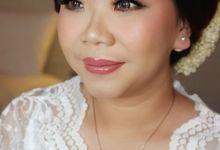 My Beautiful bride, Marlena by Nike Makeup & Hairdo