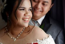 The Wedding of Nathan & Dita by Favor Brides