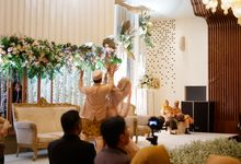 Asri & Aso Wedding by HENRY BRILLIANTO