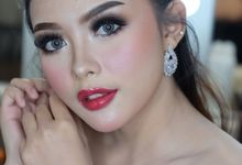 Makeup bridal by Natcha Makeup Studio