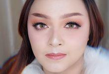Bride Makeup by Luxia_mua