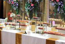 Pernikahan Anty & Belva by Medina Catering