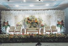Wedding Decoration by Bougenville Decoration