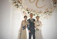 Ethan & Christine Wedding - Pullman Hotel Central Park Jkt by Mosandy Esenway management