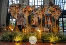 Wedding of Trevie & Mutia by 4Seasons Decoration