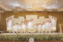 Wedding of Jaka & Almira by 4Seasons Decoration