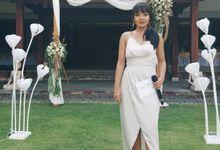 WEDDING MC for RINO & MICHELLE by MC NONI ZARA