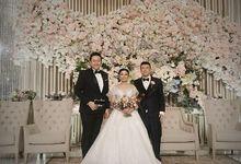 William & Sisil Wedding - Four Season Hotel Jakarta by Mosandy Esenway management
