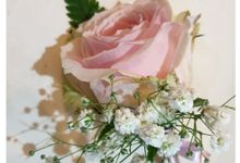 Flowers For Bridal Party by Prettyflowers@teo