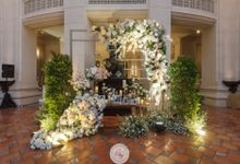Wedding of  Mario & Jessica by 4Seasons Decoration