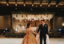 The Wedding of Robert & Veronica by Miracle Wedding Bali