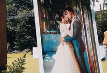 The Wedding of Supendi & Ferina by Miracle Wedding Bali