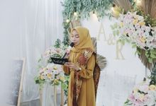 MC Engagement Amel & Rafli by Halo Ika