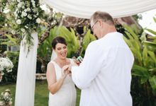 The wedding of Alana & Paul by PMG Hotels & Resorts