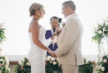 The wedding of Andrew and Kylie by PMG Hotels & Resorts