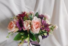 Hand Bouquet by Kimy.Florist