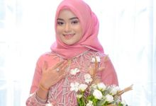 Nurul Amelya  & Andi Auliar R Engagement Party by EYO WEDDING