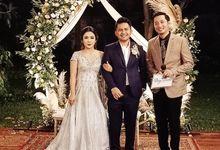 The Wedding Of Orlando❤️Nadia by Rony Sarono MC, Music Performance, Event Planner