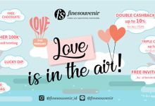 Fine Souvenir Inhouse - Love Is In The Air by Fine Souvenir