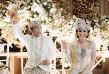 Planner for Intimate Wedding Coby and Tami by Double Happiness Wedding Organizer